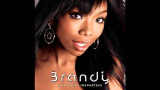 Brandy - Right Here (Departed) (Acapella)