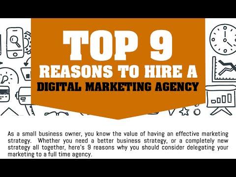 Digital Marketing Agency Columbus - Top 9 Reason You Should Hire A Digital Marketing Agency Today