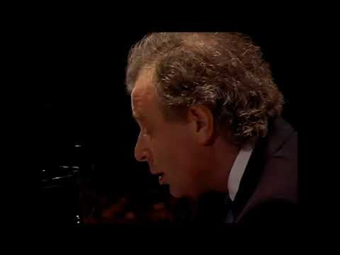 Bach English Suite No 1 BWV 806 A major András Schiff