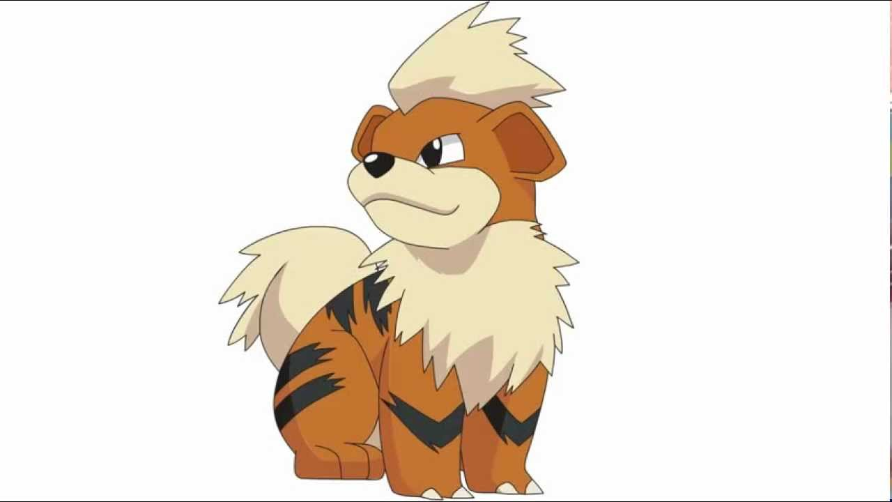 Pokemon cries growlithe arcanine youtube - Arcanine pics ...