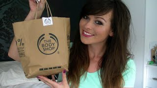Body Shop Haul! Thumbnail