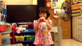 小朋友唱忘川sita chan