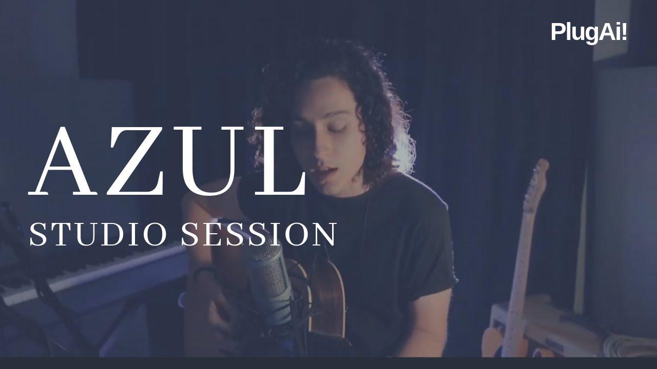 Felipe Macedo - Azul (Studio Session)