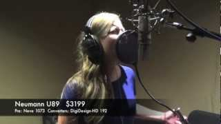 vocal mic shoot out neumann blue rode audio technica adk shure