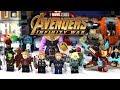 All LEGO Avengers: Infinity War Sets! - Best & Worst!