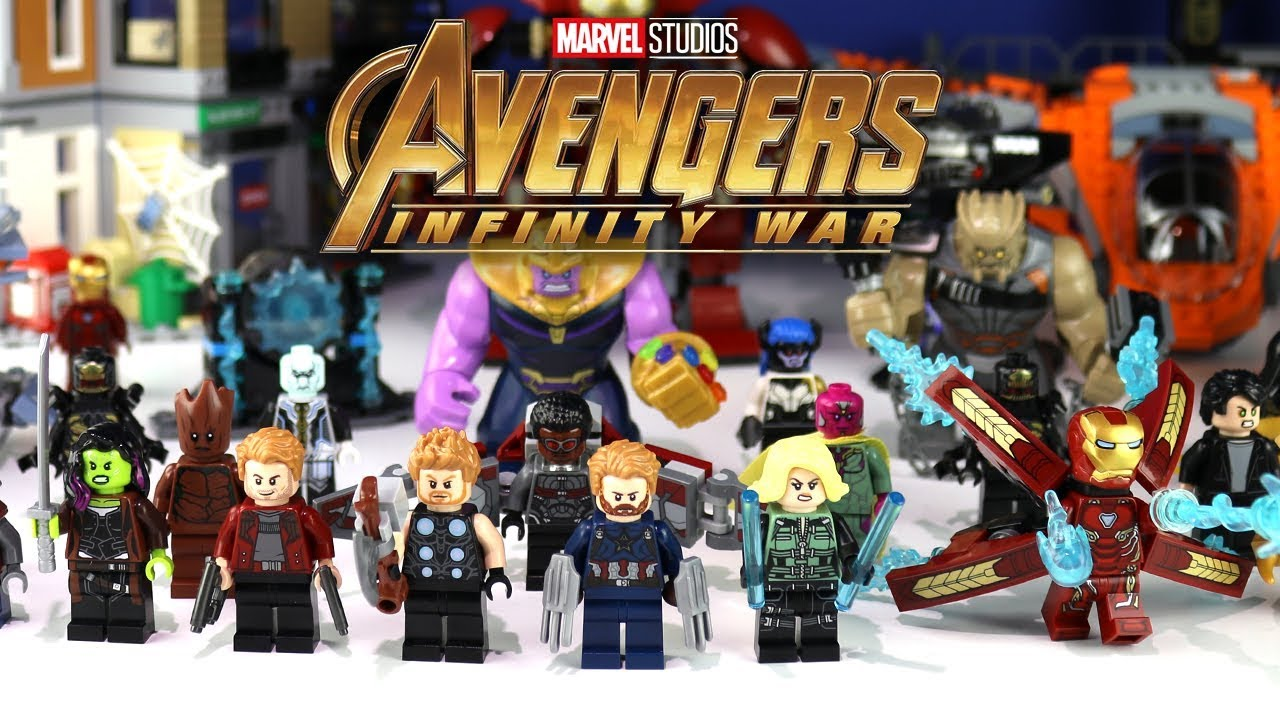 All Lego Avengers Infinity War Sets Best Worst