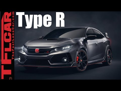 2018 Honda Civic Type R Has Finally Come To America Everything We Know