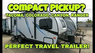 PERFECT RV for a Toyota Tacoma or Chevy Colorado!