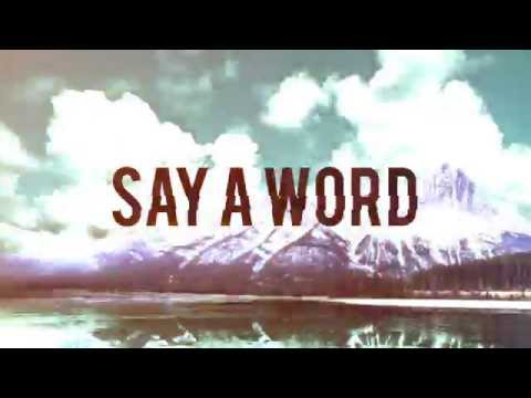 All Your Sorrows - Say A Word (OFFICIAL LYRIC VIDEO)