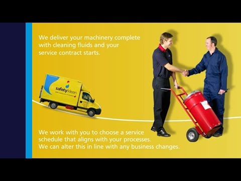 Safetykleen Industrial Collection Services