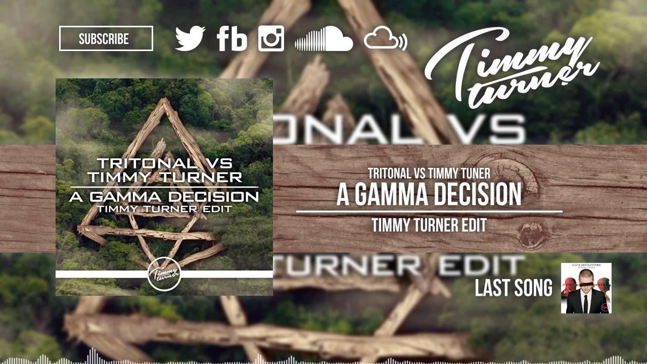 Tritonal Vs Timmy Turner A Gamma Decision Timmy Turner Edit