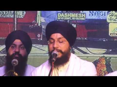 16-Sept-2018-Bhai-Amarjeet-Singh-Ji-Patiala-Wale-At-A-Block-Kalkaji-Delhi
