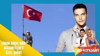 Gel Konuşalım | 67. Bölüm | Sinan Akçıl'dan Mehmetçik'e özel şarkı