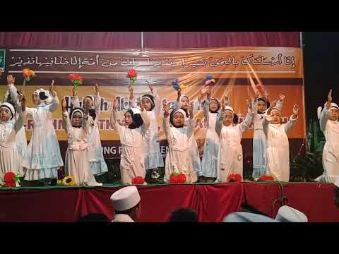 Tari Ya Maulana Sabyan Tari Anak Islami Terbaru