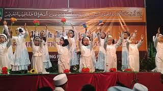 Gambar cover Tari Ya Maulana Sabyan - Tari Anak Islami Terbaru