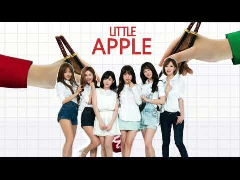 ► T-ARA Little Apple Remix. Feat Soyeon & Boram