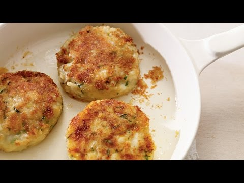 Cheddar And Cod Fish Cakes | All You Need Is Cheese