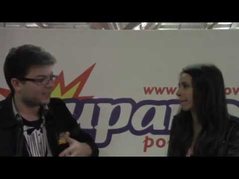 Jessica DiCicco Interview at Supanova Sydney 2014