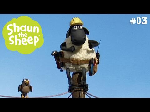 Tắm nước nóng - Những Chú Cừu Thông Minh
