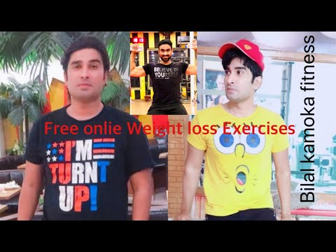 Free Online Weight Loss Exercises Session 9 Urdu / Hindi