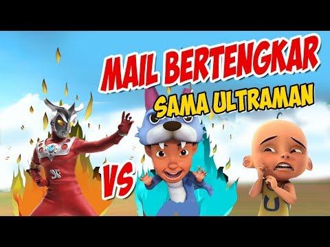 mail-vs-ultraman-bertengkar-,-upin-ipin-kaget-gta-lucu