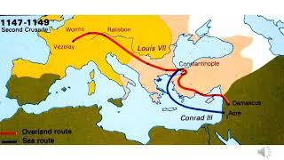 Second Crusade, 1147-1149 CE