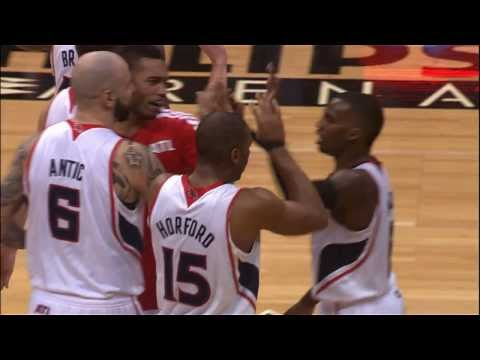 Al Horford Hits the Shot at the Buzzer to Beat the Wizards!