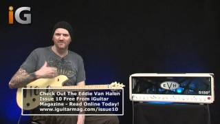 Eddie Van Halen - 5150 MK 3 Amplifier  Review With Jamie Humphries iGuitar Magazine