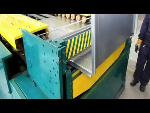 Auto Duct Line 5, Duct Machine, Duct Forming Machine, Duct ...