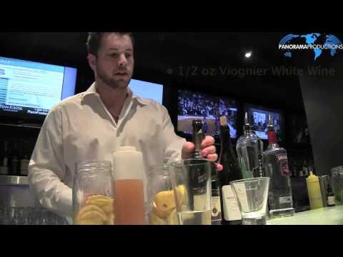 Barcode Washington DC Mixology: Dew Drop Martini