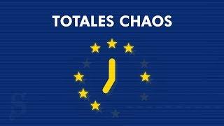 Wie die EU sich blamiert