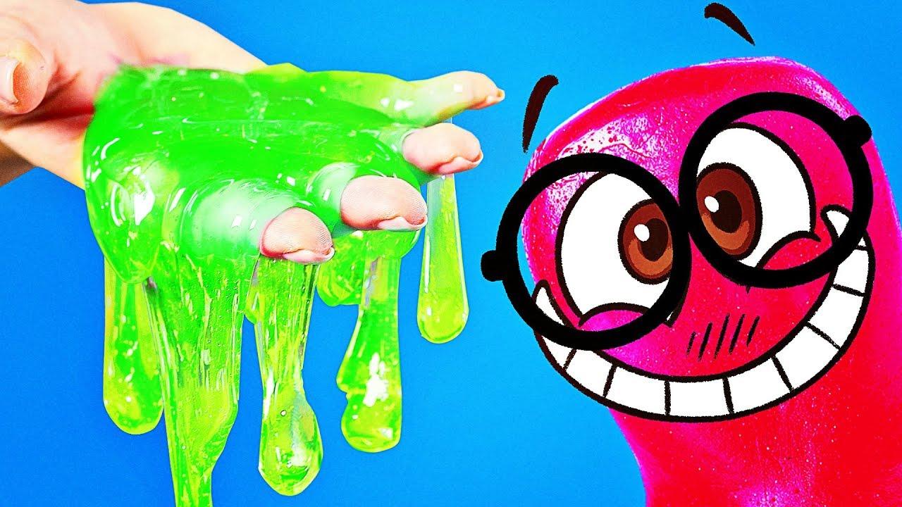 completely happy slime sam - 1280×720