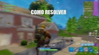 How to fix the rendering bug in Fortnite (PC)