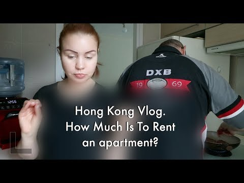 Hong Kong Vlog. How Much Is To Rent The  Apartment