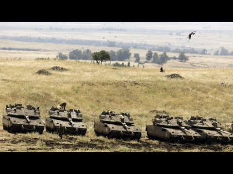 As It Happened: Israel Strikes Iranian Forces In Syria After Iran 'shells Golan Heights'