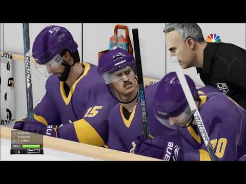 NHL 17 : Las Vegas Golden Knights - Los Angeles Kings (Playoffs 2023: Round 3, Game 2)