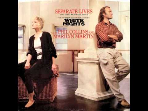 Phil Collins And Marilyn Martin  Separate s billboard nr 1 nov 30 1985