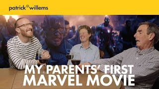 I Took My Parents to See AVENGERS: ENDGAME