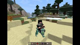 Minecraft - Animal Bikes mod (BG)