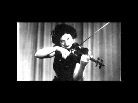 J S Bach Chaconne d moll BWV 1004