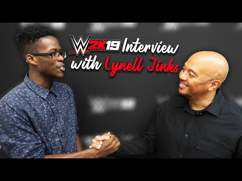 Interviewing WWE 2K Creative Director Lynell Jinks about WWE 2K19 Showcase Mode!