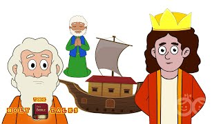 Wise Men in Bible | Bible Stories | Animated Children's Bible | Holy Tales