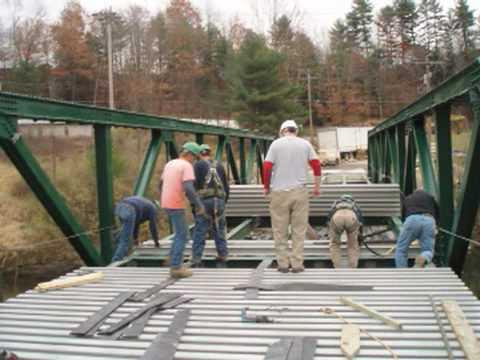 Case Study - FRP Composite Bridges