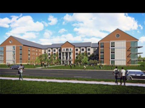 AAMU Groundbreaking Ceremony New Residence Hall