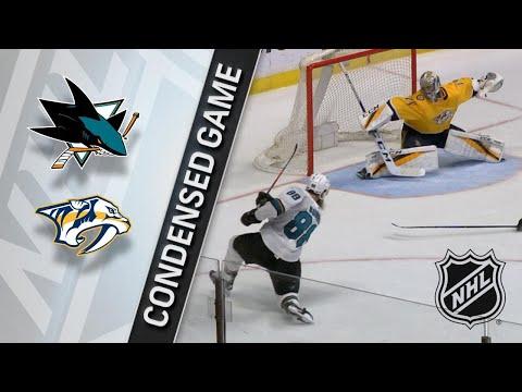 03/29/18 Condensed Game: Sharks @ Predators
