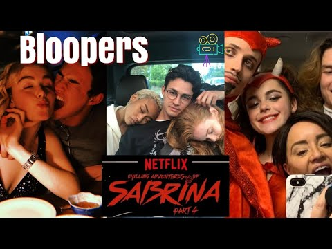 Download Chilling Adventures of Sabrina Season 4 Bloopers | Behind The Scenes | Cast Fun