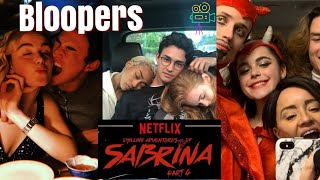 Chilling Adventures of Sabrina Season 4 Bloopers | Behind The Scenes | Cast Fun