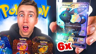 MY FIRST POKEMON PACK OPENING EVER!