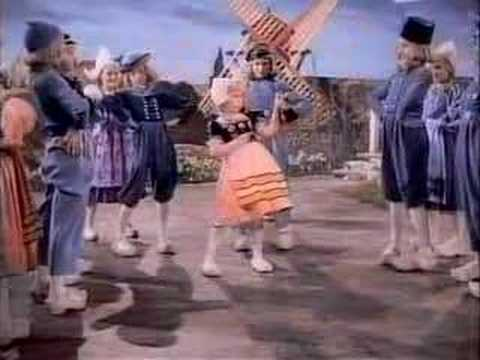 Shirley Temple - Magic Wooden Shoes, 1937