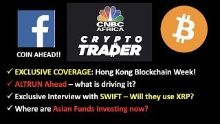 SWIFT talks about XRP - Hong Kong Blockchain Week!